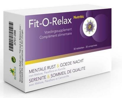 Nutritic Fit-O-Relax 30tabl