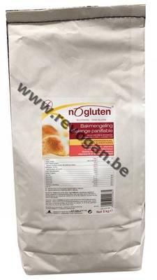 Nogluten mélange panifiable + fibres 5kg