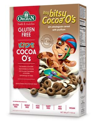 Orgran multi céréales au chocolat 300g
