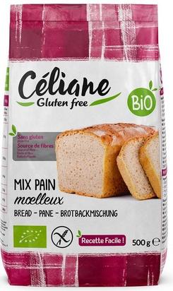 Céliane mix pain bio 500g
