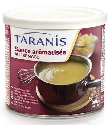 Taranis sauce aromatisée au fromage 200g