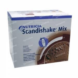 Scandishake Mix chocolat 85g x 6