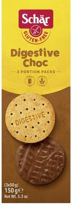 Schär digestive choc 150g