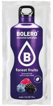 Bolero boisson aromatisée fruits des bois 9g x 24