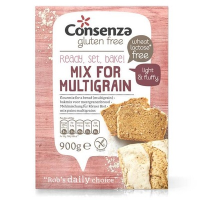 Consenza farine pour pain multi grain 900g