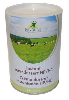 Revogan crème dessert instant pistache HP/HC 750g