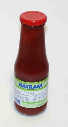 Natram ketchup 320ml