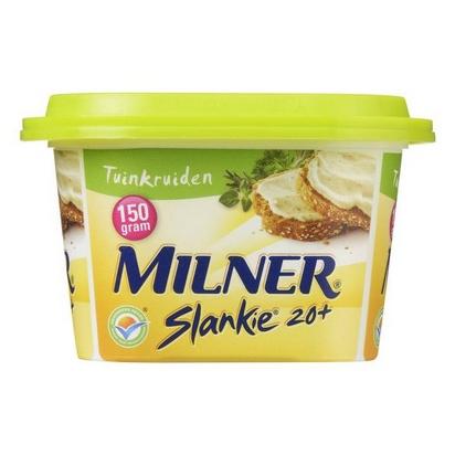 Milner slankie 20+ aux épices coupelle 150g