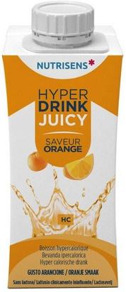 NS hyperdrink juicy saveur d'orange 200ml x 24