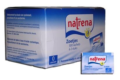 Natrena sachets 2co x 500