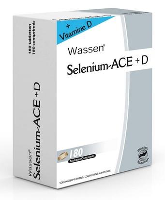 Selenium-ACE+D 180tabl