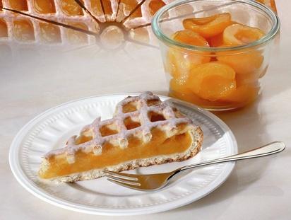 Prodia tarte aux abricots 1050g x 3pcs surgelé