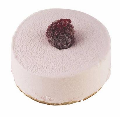 Prodia gâteau crème framboise 60g x 20 surgelé
