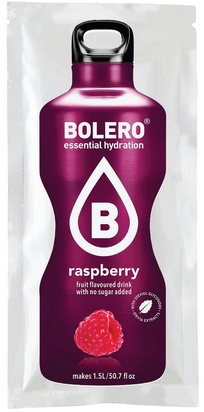 Bolero boisson aromatisée framboise 9g x 24