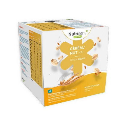 NS cereal'nut HP+ biscuit 50g x 48