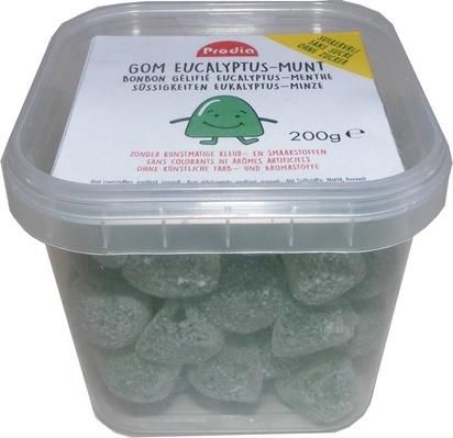 Prodia gommes eucalyptus-menthe 200g