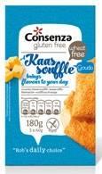 Consenza soufflé au fromage 3pcs 180g surgelé