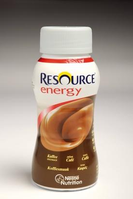 Resource energy drink café 200ml x 24