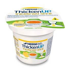 ThickenUp Thickened drink pomme 114ml x12