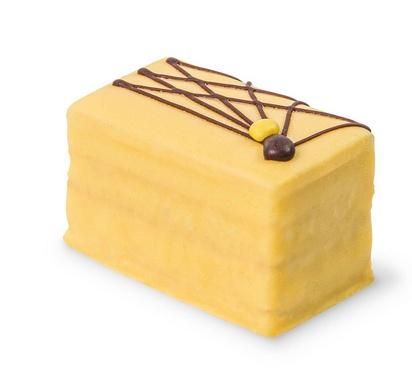 Briques à la banane 55g x 10 surgelé HP/HC