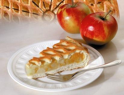 Prodia tarte aux pommes 1050g x 3 surgelé