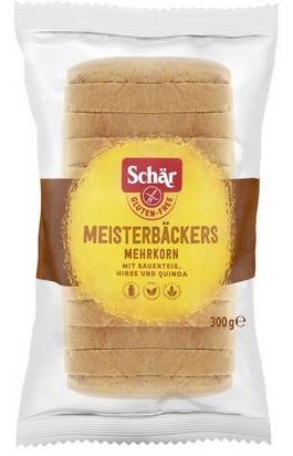 Schär Maitre Boulanger pain Mehrkorn 300g