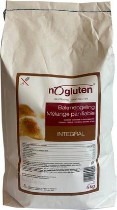 Nogluten mélange panifiable integral 5kg