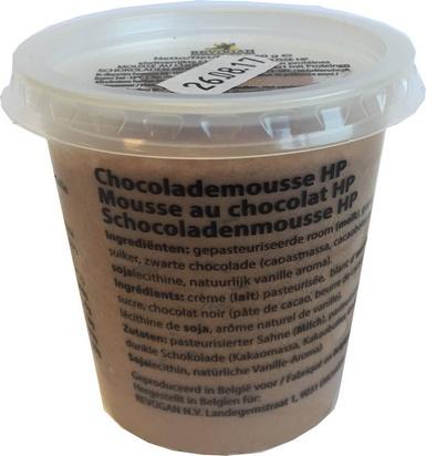 Revogan mousse au chocolat HP 60g surgelé