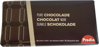 Prodia chocolat noir 85g