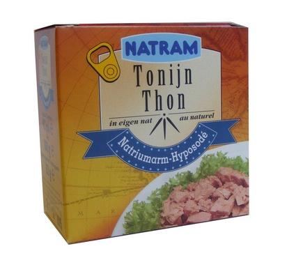 Natram thon au naturel 100g