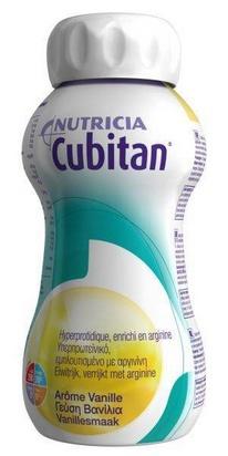 Cubitan à la vanille 200ml x 24