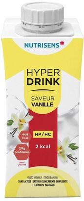 NS hyperdrink 2Kcal saveur vanille 200ml x 24