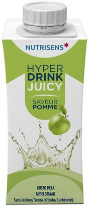 NS hyperdrink Juicy saveur pomme 200ml x 24