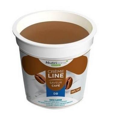 NS crèmeline DB café 125g x 4