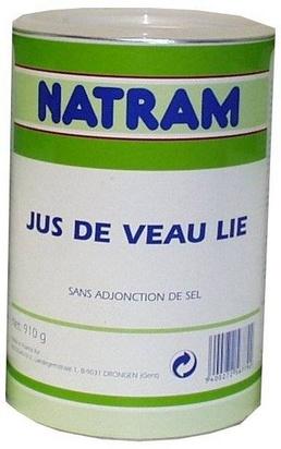 Natram jus de veau lié 910g