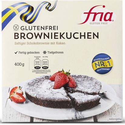 Fria gâteau chocolate 400g surgelé