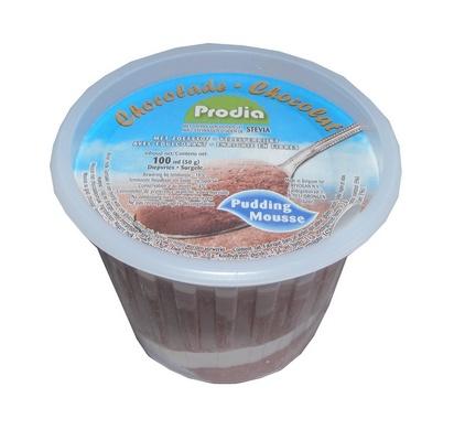 Prodia mousse au chocolat 100ml x 24 surgelé