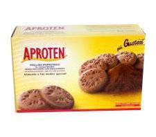 Aproten biscuits aux chocolat 180g sans sucre
