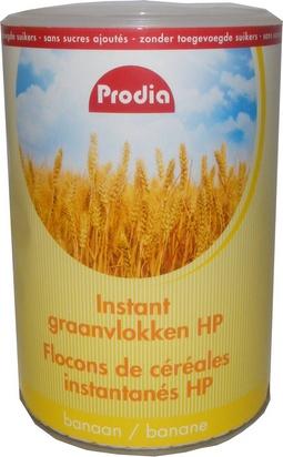 Prodia flocons de céréales inst banane HP 780g édu