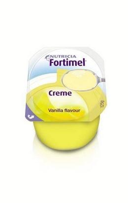 Fortimel Crème vanille 125g x 24