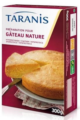 Taranis préparation pour gâteau nature 300g