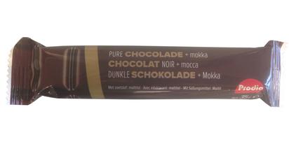 Prodia bar chocolat noir avec moka 35g x 20