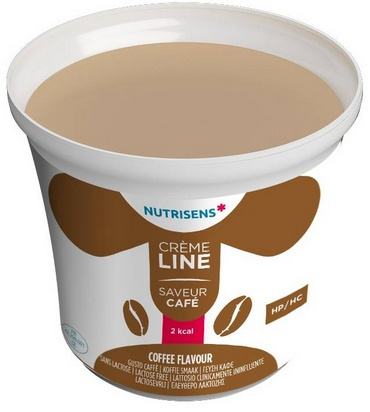 NS crèmeline 2Kcal saveur café 125g x 24