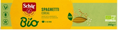 Schär bio spaghetti cereal 350g