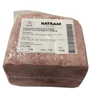 Natram jambon cuit ps/maigre 2kg