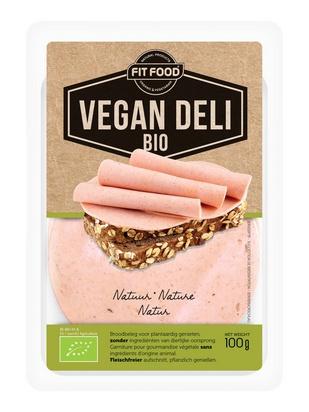 Vegan Deli garniture nature bio 100gr