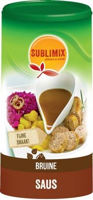 Sublimix sauce brune 301g