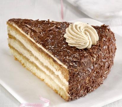 Prodia tarte biscuit moka 68g x 10 lact° surg