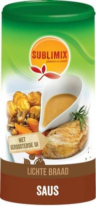 Sublimix fine sauce au jus de viande 255g