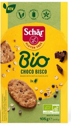 Schär bio choco bisco 105g (3x35g)